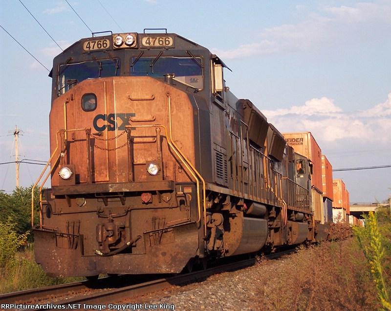 CSX 4766 Q191