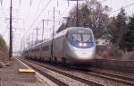 Amtrak acela set