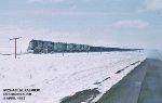 SATX Coal Train