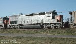 SP SD40T-2 8548
