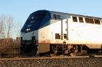Amtrak 24 at Speed