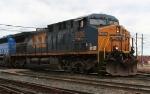 CSXT 5109