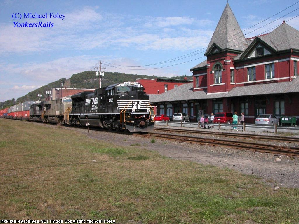 Port Jervis Erie Station