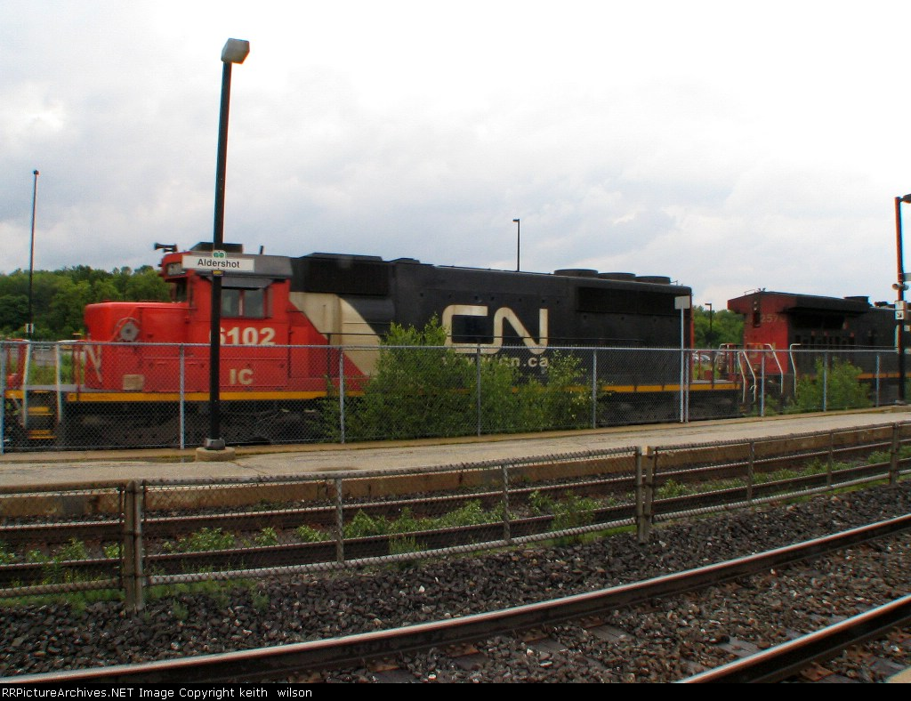 """CN 6102 NOTE THE """"IC"""" MARK"""