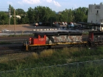 CN 5297 IN NEED OF REPAINTING
