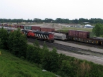 CN 5419 IN A FULL YARD