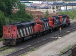 CN 5419, CN 4139, CN 7039 & 4135 AS ONE UNIT