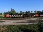 CN 5549 & CN 2537