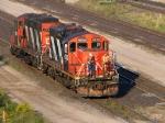 CN 4022 & PASSENGERS