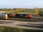CN 5763 & CN 2446