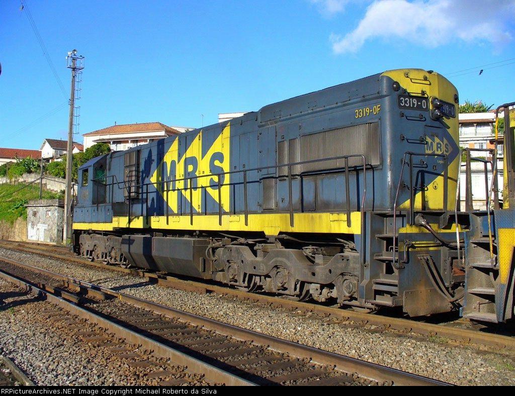 GE U23C#3319-0