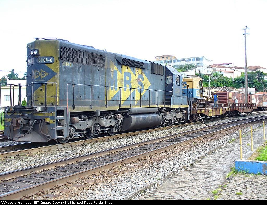 EMD SD38M#5104-2