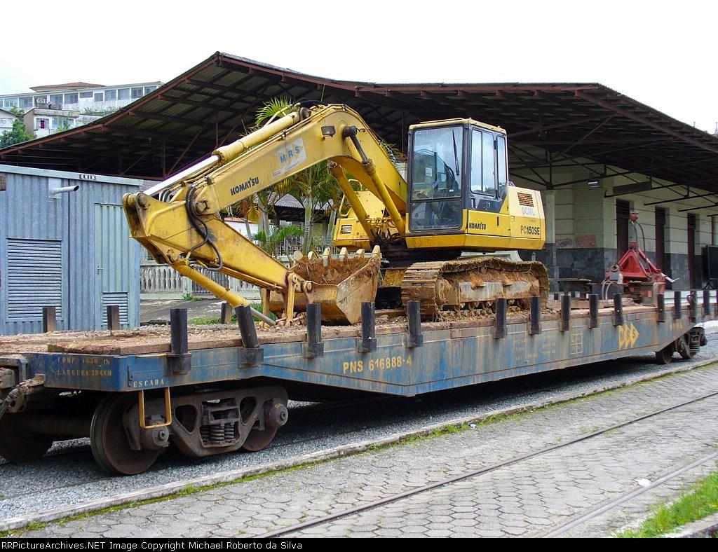 Komatsu tractor