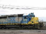 CSX 8019 Seems Overused