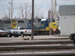 CSX 2731 Awaits Yard Work