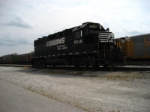 NS 5548 Sits with nothing to do cause of the GM strike