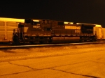 NS 8937 Taken at 5 20 am, when i showed up to work.