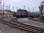 NJ Transit GP40PH-2 #4149