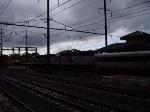 NJT 4208 Non Revenue train X233 Away shot
