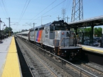 NJT 4141 at the end of the Oddball