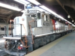 NJT 4105 NJT 4124 Double headed