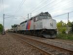 NJT 4113 NJT 4150 Train X233