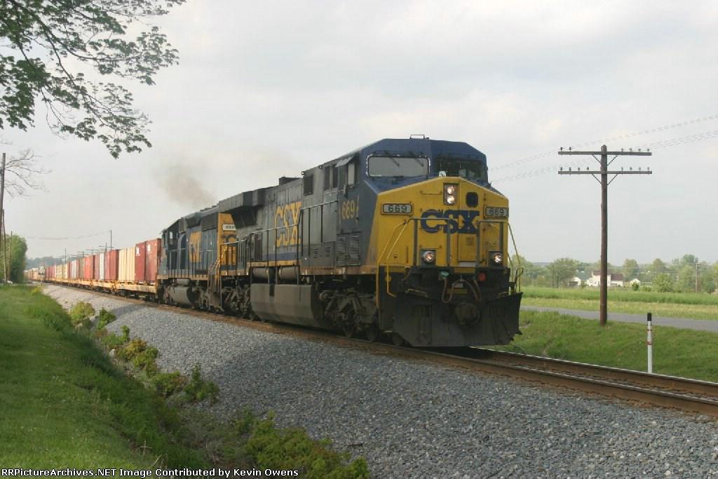 CSXT W837
