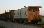 CSX Bay-Window Caboose