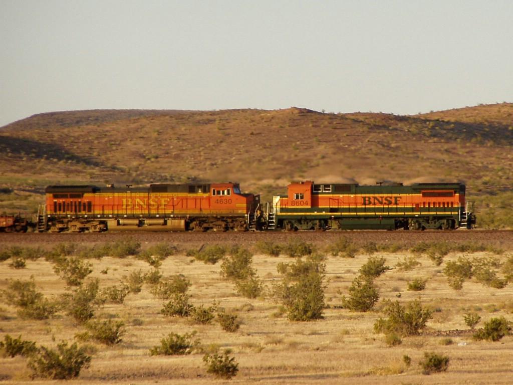 BNSF 4630