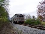 SBD M-5 caboose