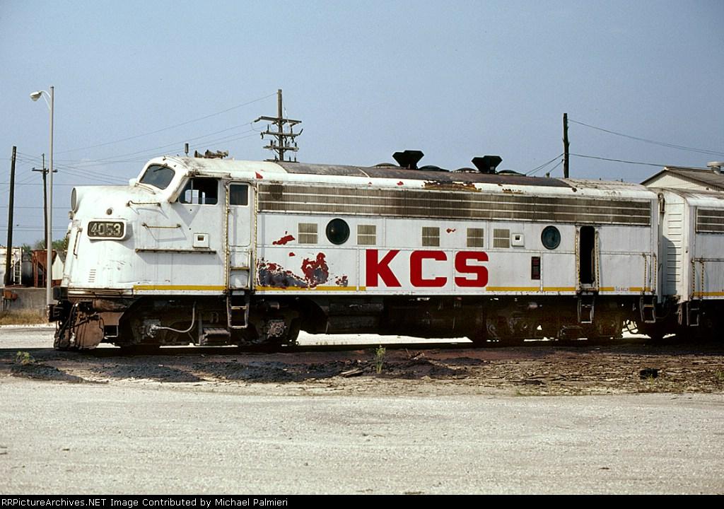 KCS F9Am 4053
