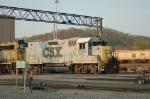 CSXT 2230 awaiting repair