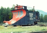 Canadian Pacific Snow Plow