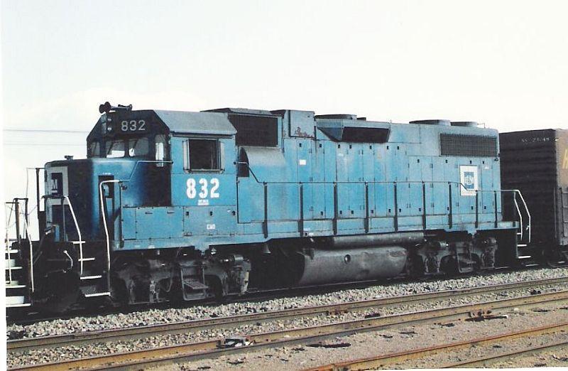GP 38 832