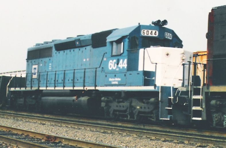 SD 40-2 6044