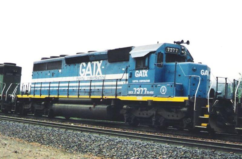 SD 40-2 7377