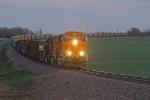 BNSF 5997 North