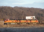 BNSF 7632, BNSF 4884 and BNSF 4418