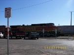 BNSF C44-9W 4818