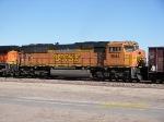 BNSF SD70MAC 9844