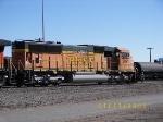 BNSF SD70MAC 9891