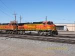 BNSF C44-9W 5421