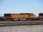 BNSF C44-9W 4540