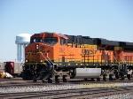 BNSF ES44DC 7645