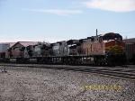BNSF C44-9W 4332