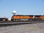 BNSF C44-9W 5493