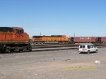 BNSF C44-9Ws 4779, 5160