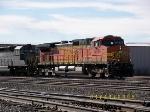 BNSF C44-9W 5144