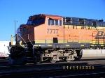 BNSF ES44DC 7777