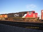 CN SD75I 5697